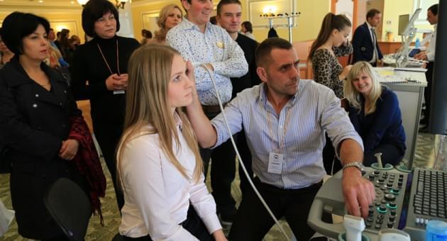 Компанія RH взяла участь в засіданні Українського допплерівського клубу - Новини RH