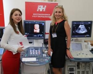 Компанія RH на V-му Конгресі Української Асоціації фахівців ультразвукової діагностики - Новини RH