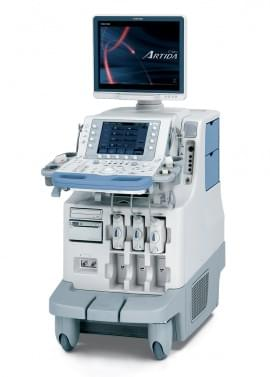 УЗИ Аппарат TOSHIBA Artida (SSH-880CV), фото