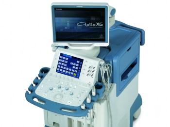 УЗИ аппарат Toshiba Aplio XG (SSA-790A) - RH