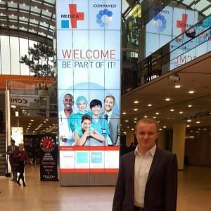 Огляд виставки Medica 2015 - Новини RH