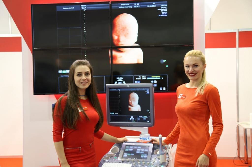 Компания RH на Юбилейной 25-й Международной медицинской выставке «Здравоохранение», фото