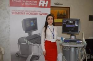 """RH на навчальному курсі: """"Допплерометрія в акушерстві та гінекології"""" - Новини RH"""