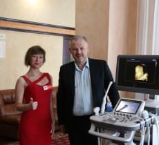 Компанія RH взяла участь в конференції по ультразвуковій діагностиці та медицині плоду