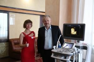 Компанія RH взяла участь в конференції по ультразвуковій діагностиці та медицині плоду - Новини RH