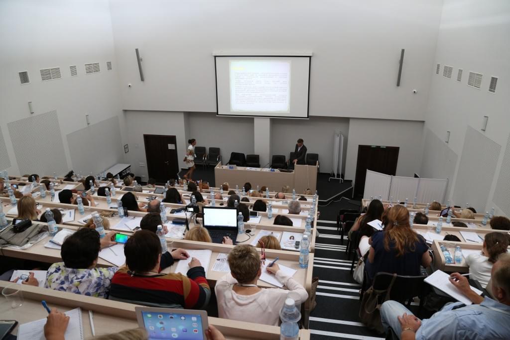 Компания RH приняла участие в конференции по ультразвуковой диагностике и медицине плода, фото
