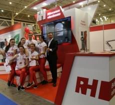 """Компанія RH на виставці """"Охорона здоров'я"""", фото"""