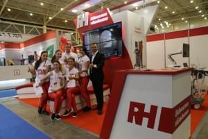 """Компания RH на выставке """"Здравоохранение"""" - Новости RH"""
