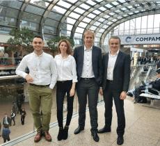MEDICA messe Dusseldorf 2017 – звіт від компанії RH, фото