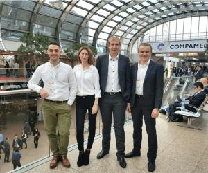 MEDICA messe Dusseldorf 2017 – звіт від компанії RH - Новини RH