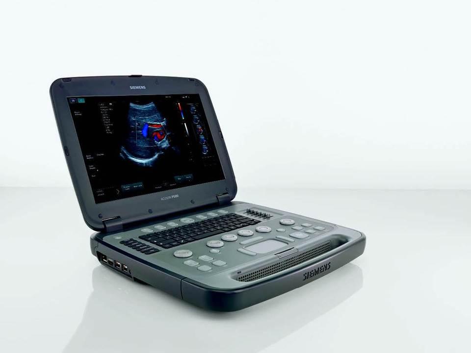 УЗИ Аппарат Siemens Acuson P500 - RH