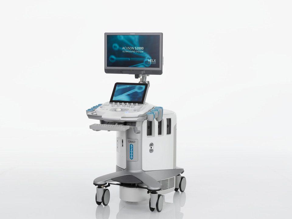 УЗД апарат (Сканер) – SIEMENS S2000 HELX Evolution - RH