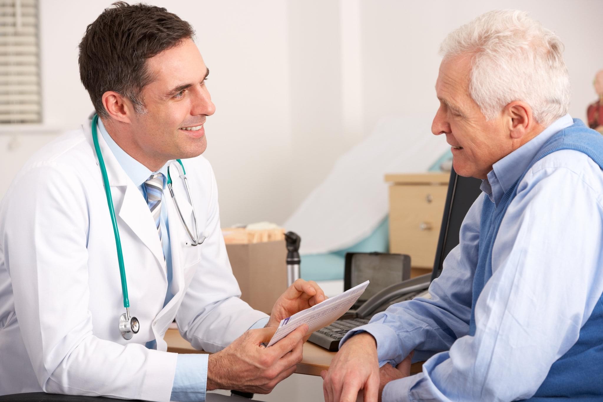 Знакомства с пациентом