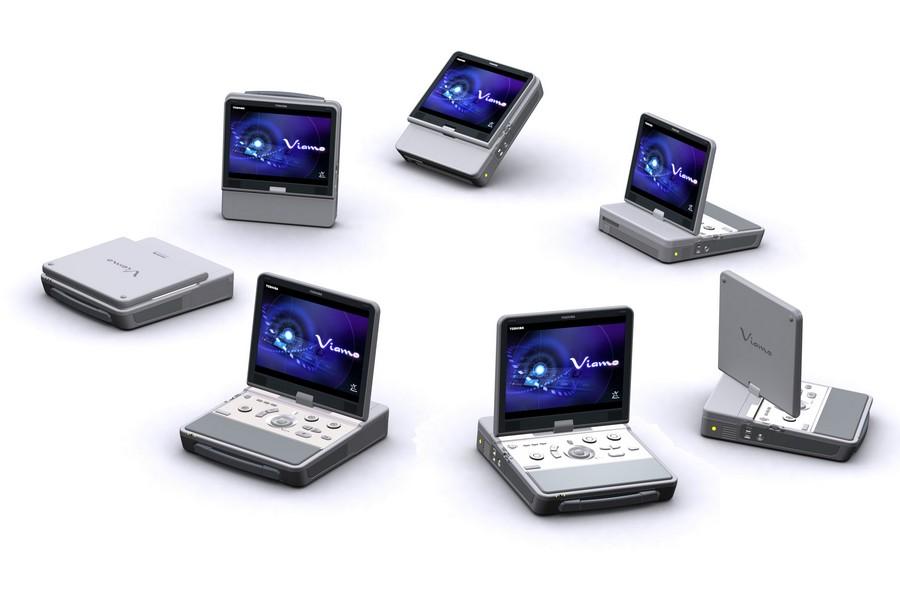 УЗД апарат Toshiba Viamo (SSA-640A) - RH