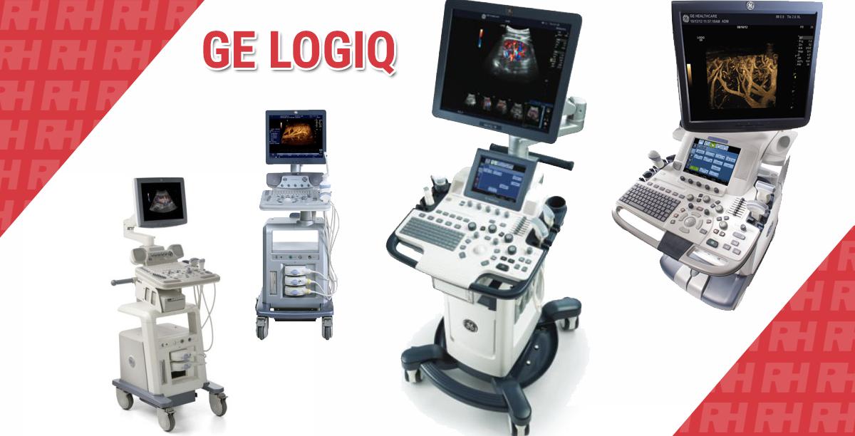 Апарати сімейства LOGIQ від General Electric: короткий гід - Статті RH