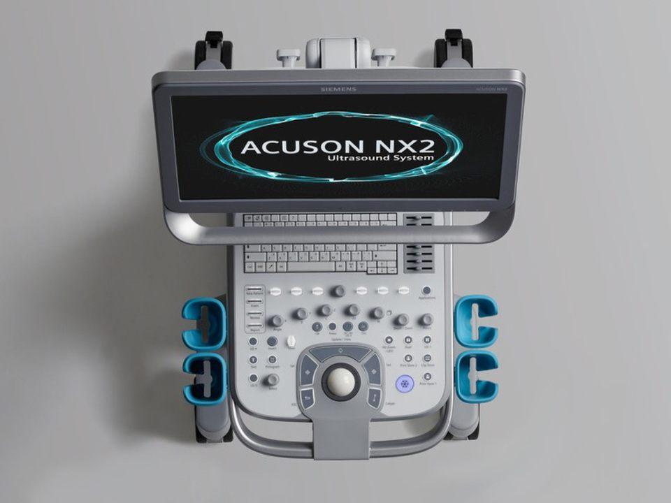 УЗИ Аппарат Siemens Acuson NX2 - RH