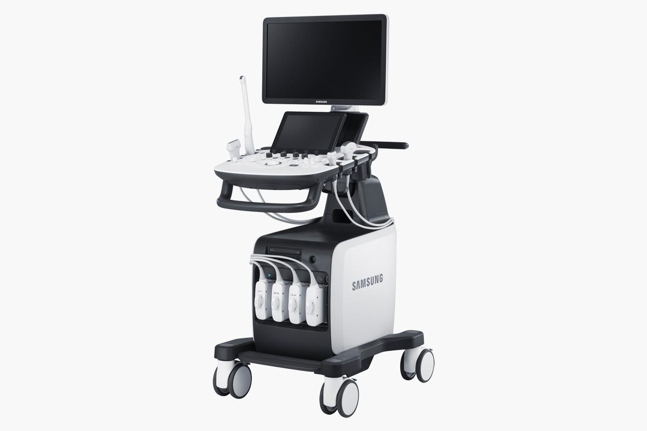 УЗИ АППАРАТ – Samsung Medison HS60 - RH