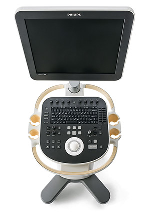 УЗИ аппарат Philips Clearvue 650 - RH