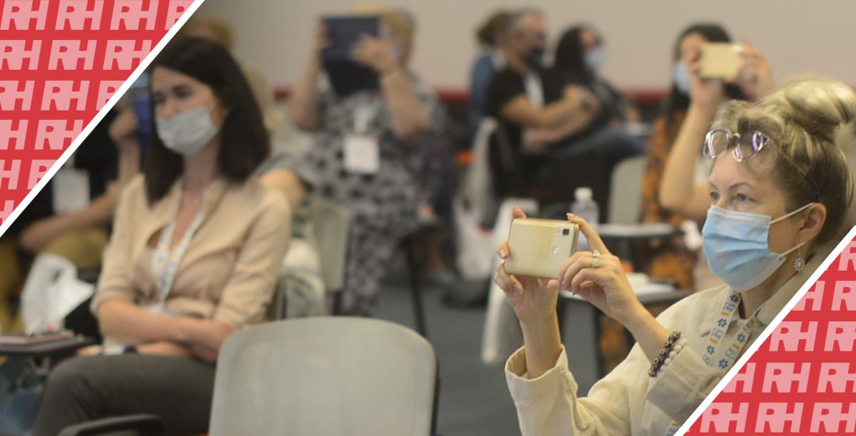 Фото-звіт семінарів в Одесі (12-13 вересня) - Команда RH