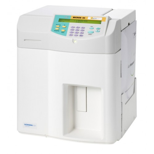 Horiba ABX Micros 60 - RH