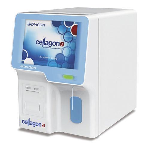 Гематологічний аналізатор Diagon 3-diff Cellagon 3 - RH