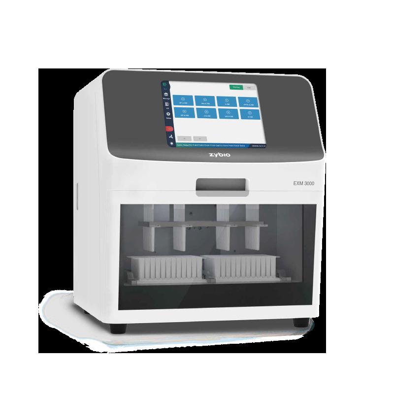 Система виділення нуклеїнової кислоти ZYBIO EXM 3000 - RH