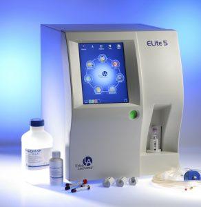Гематологічний аналізатор Erba ELite 5